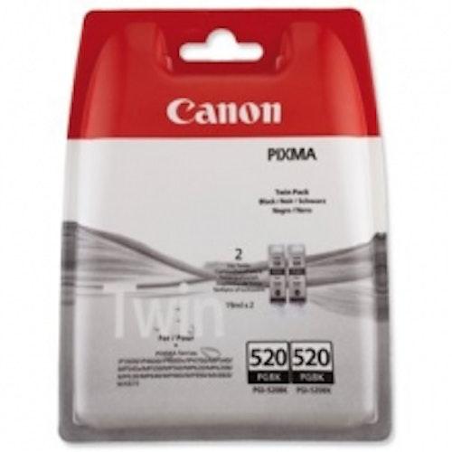 Canon Pixma 520 BK 2-pack