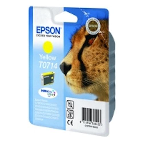 Epson Stylus T0714 yellow