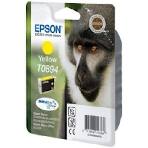 Epson Stylus T0894 yellow