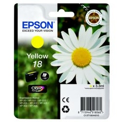 Epson Expression home 18 yellow