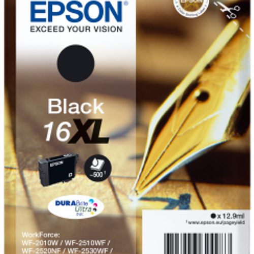 Epson workforce 16XL Black