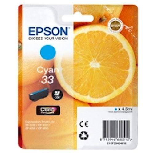 Epson Expression premium 33 Cyan