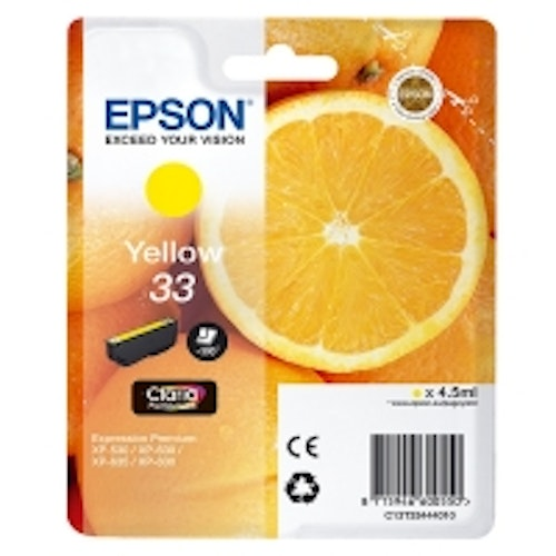Epson Expression premium 33 Yellow