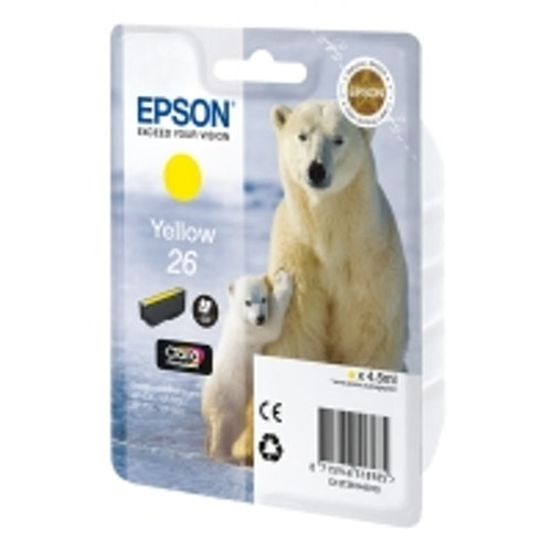Epson Expression premium 26 Yellow