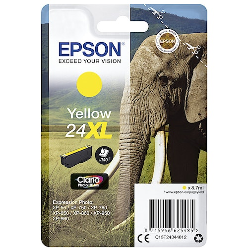 Epson Expression Photo 24XL Yellow