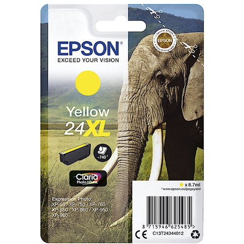 Epson Expression Photo 24XL Yellow
