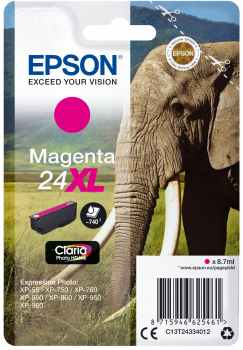 Epson Expression Photo 24XL Magenta