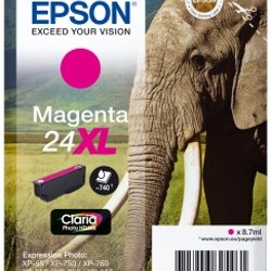 Epson Expression Photo 24XL Magenta