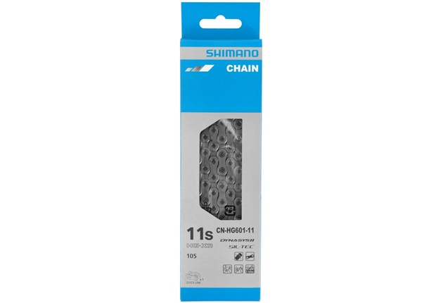 Shimano CN-HG601 Bicycle Chain 11-speed grey