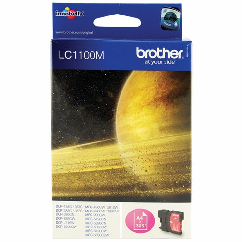 Brother bläckpatron LC1100M