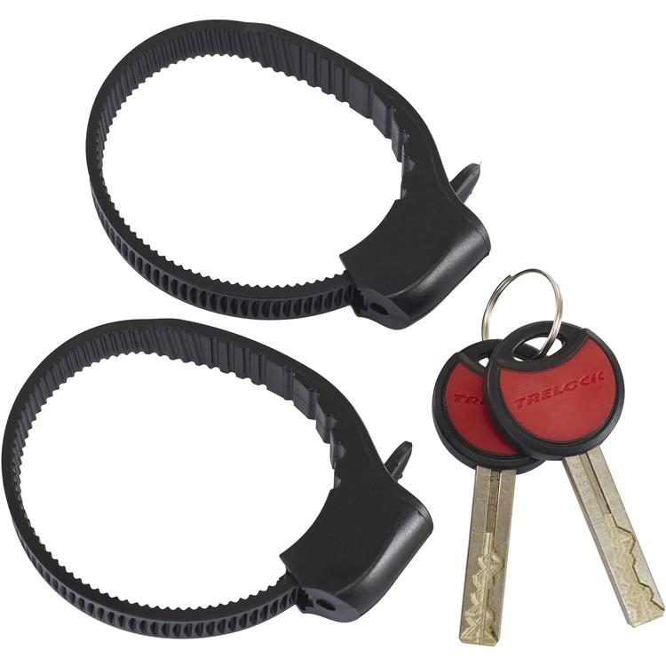 Trelock FS 500 Toro Folding Lock 90cm ZF 500 black