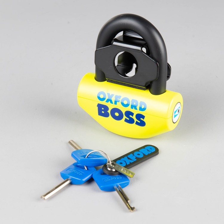Oxford boss ultra strong disc lock