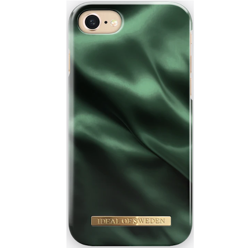 iDeal of Sweden Emerald Satin iPhone 8/7/6/6s Mobilskal