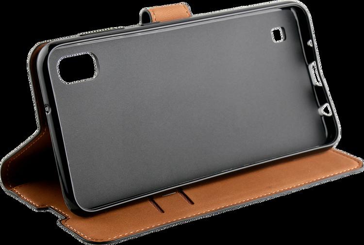 Xqisit Slim Wallet Samsung Galaxy A10 Mobilskal
