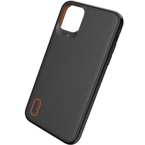 Gear4 Battersea iPhone 11 Pro Max Black Mobilskal