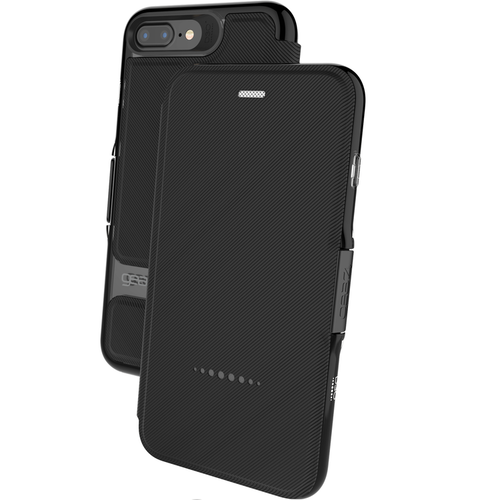 Gear4 Oxford iPhone 8/7/6/6S PLUS Black Mobilskal