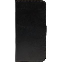 iZound Genuine Leather Wallet Case Samsung Galaxy S7 Mobilskal