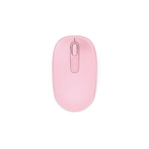 Microsoft Trådlös Mobile Mus 1850 - PINK