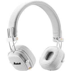 Marshall Major 3 Bluetooth Hörlurar med Mikrofon vit