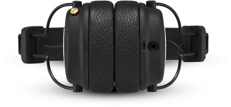 Marshall Major 3 Bluetooth Hörlurar med Mikrofon Svart