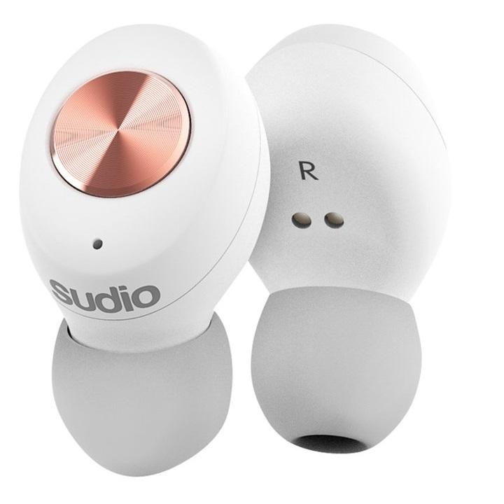 Sudio TOLV True Wireless In-ear Hörlurar Vit