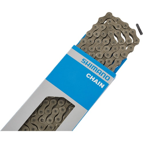 Shimano Deore XT CN-HG95 Bicycle Chain 10-växlad grey