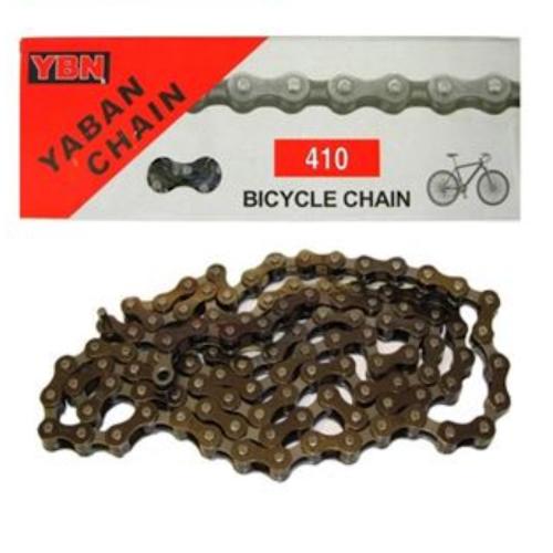 YABAN CHAIN - 1/2 X 1/8 122L Svart