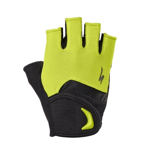 BG KIDS GLOVE SF BLK/LIMON XS