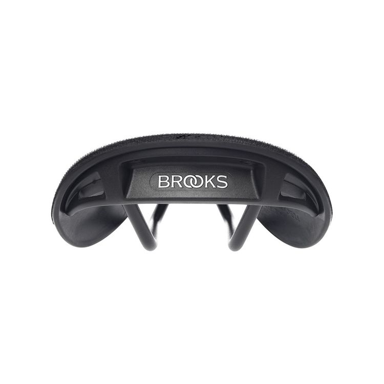 BROOKS CAMBIUM C17 CARVED ALL WEATHER Cykelsadel Svart