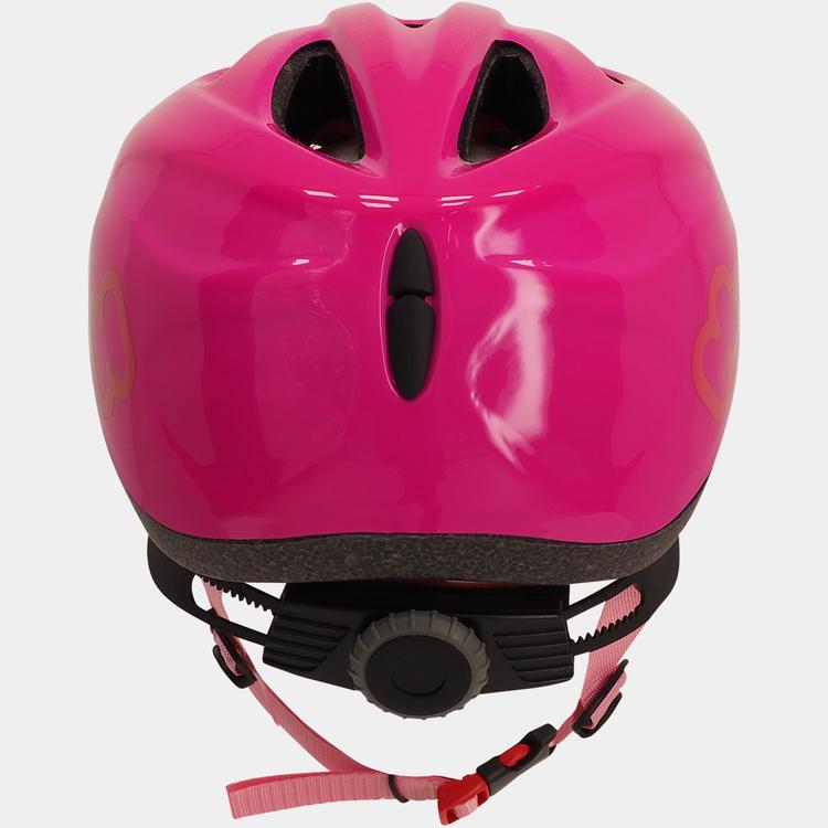 Hamax Kid Rider cykelhjälm, junior, Rosa S 50-55cm