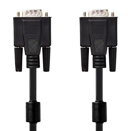 Nedis VGA-Kabel - 5 meter
