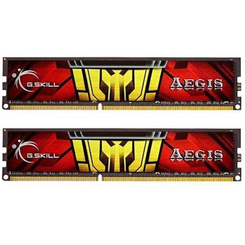 G.Skill AEGIS F3-1333C9D-16GIS - DDR3 - 16 GB