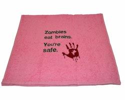 Gästhandduk - Zombie