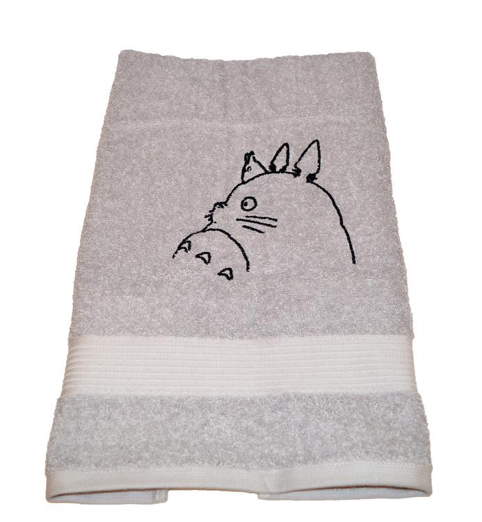 Gästhandduk - Totoro