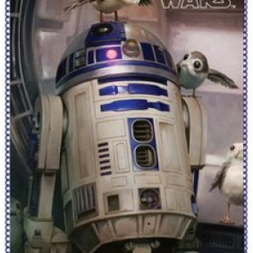 Star Wars filt - R2D2
