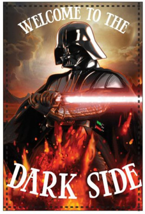 Star Wars filt - Dark Side