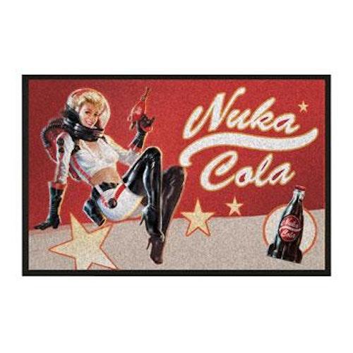 Fallout dörrmatta - Nuka Cola