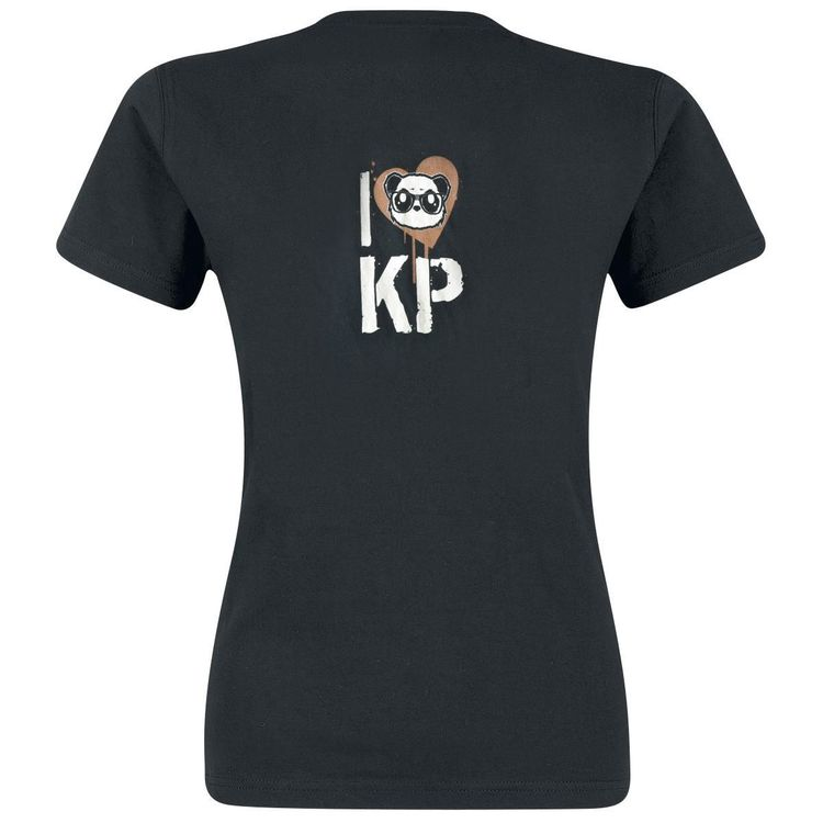 Attack on Panda t-shirt