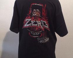 Star Craft 2 t-shirt - Zerg Rush