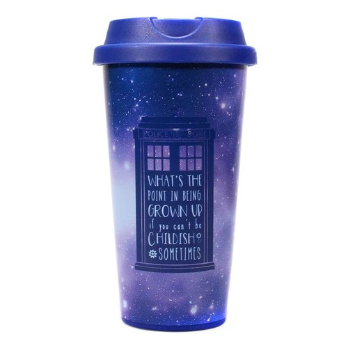 Doctor Who Travel mug - Tardis