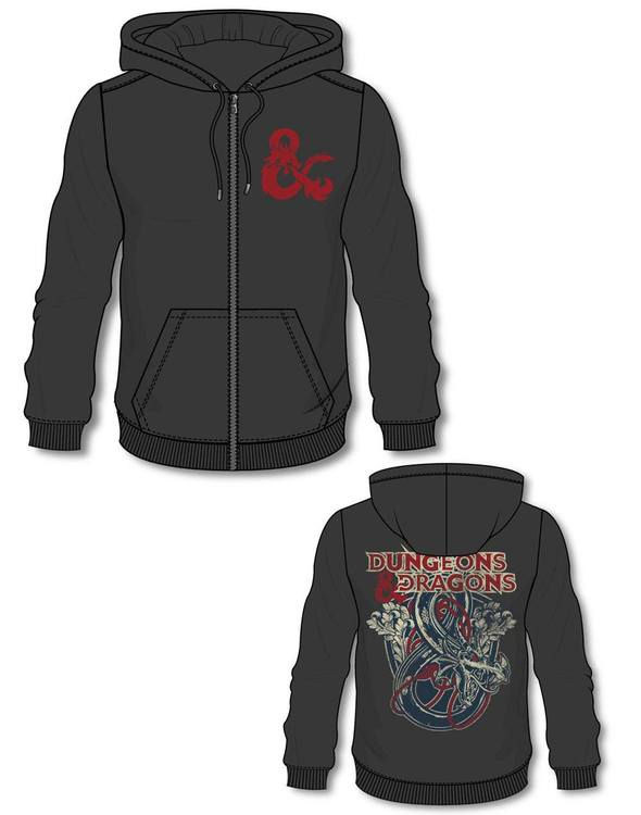 Dungeons and Dragons hoodie - Logo
