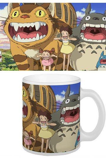 Studio Ghibli mugg - Totoro - Kattbussen