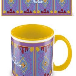 Aladdin mugg - Matta