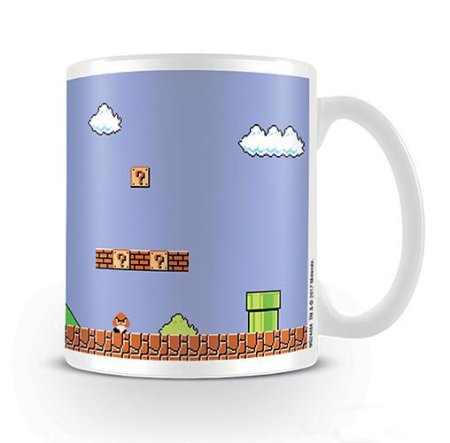 Super Mario mugg - Retro