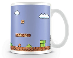 Super Mario mugg - Retro