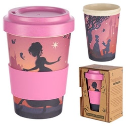 Princess - Ekologisk -Travel Mug
