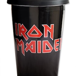 Iron Maiden Travel mug