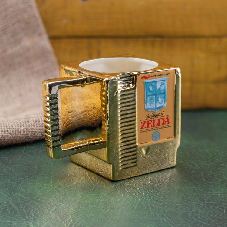 Zelda mugg - Cartridge