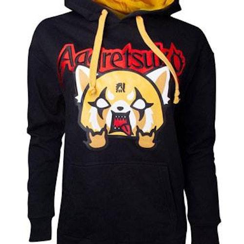Aggretsuko ladies hoodie
