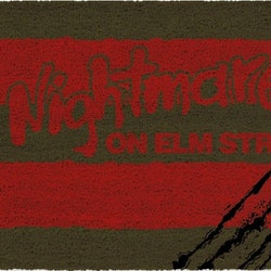 Nightmare On Elm Street dörrmatta